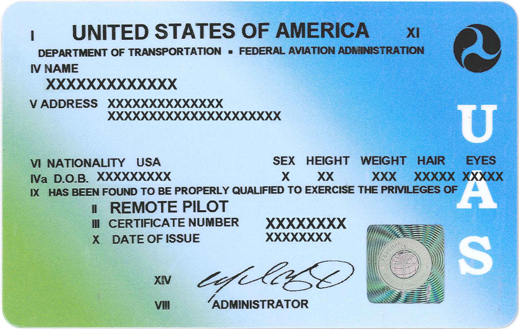 Faa Announces Remote Pilot Far 107 Suas License Renewal Process