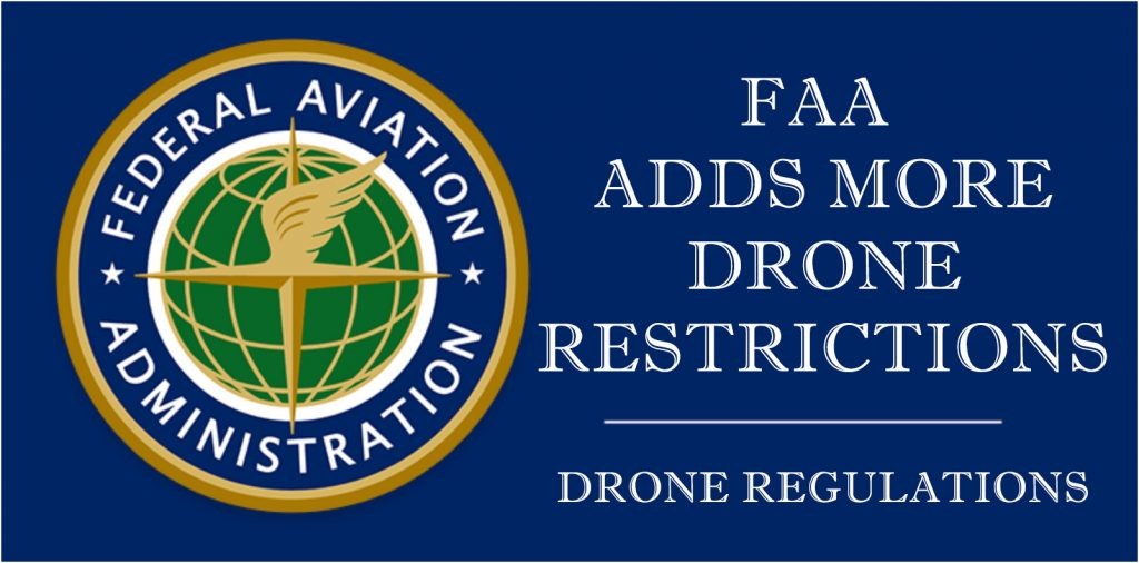 FAA Drone Restrictions